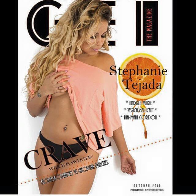 Stephanie Tejada Stephanie Tejada comedian Female comedian The New Queen Of comedy