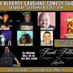 Stephanie Tejada Stephanie Tejada comedian Female comedian The New Queen Of comedy
