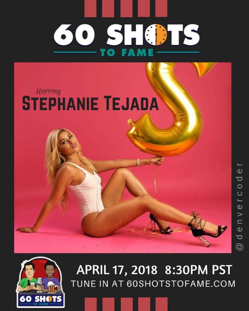 Stephanie Tejada Female Comedian Actress Model